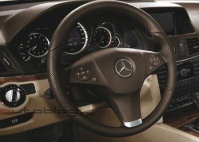 Hình ảnh chính thức đầu tiên của Mercedes E500 Coupe  - 4