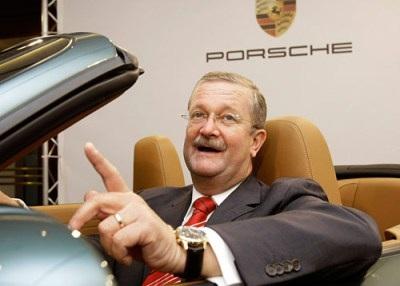Bí mật của Porsche - Câu chuyện xôn xao TTCK - 2
