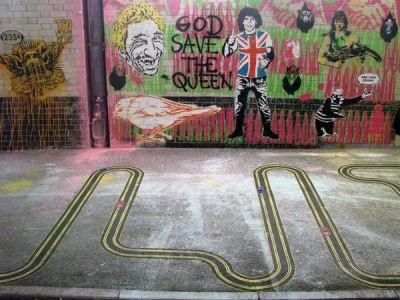 Nghệ thuật trên đường phố - 12