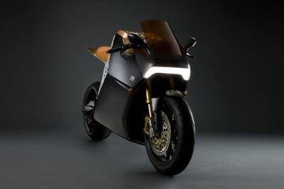 Ra mắt mô-tô chạy điện nhanh nhất thế giới  - 2