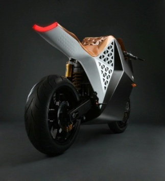 Ra mắt mô-tô chạy điện nhanh nhất thế giới  - 3