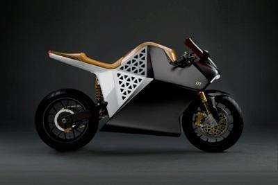 Ra mắt mô-tô chạy điện nhanh nhất thế giới  - 1
