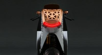 Ra mắt mô-tô chạy điện nhanh nhất thế giới  - 5