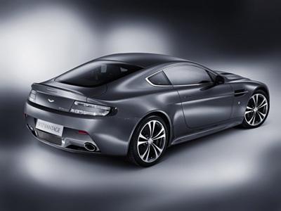 Aston Martin Vantage V12 - Sức mạnh mới - 7