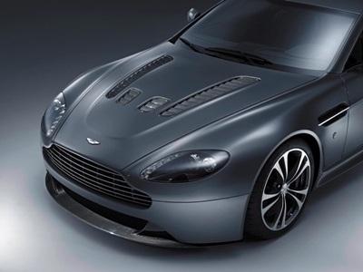 Aston Martin Vantage V12 - Sức mạnh mới - 5