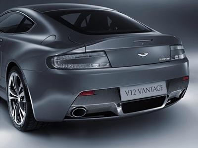 Aston Martin Vantage V12 - Sức mạnh mới - 3