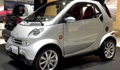 Những mẫu xe nhỏ nhất thế giới (2) - 1