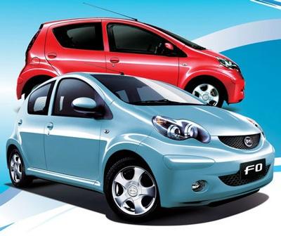 Những mẫu xe nhỏ nhất thế giới (1) - 3