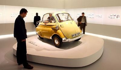 Những mẫu xe nhỏ nhất thế giới (1) - 2