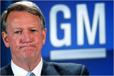CEO của GM đã sẵn sàng từ chức - 1