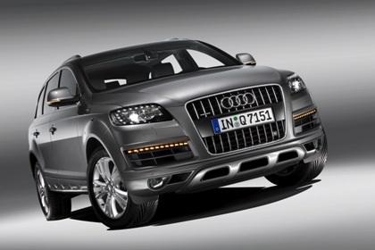 Diện mạo mới của Audi Q7 - 2