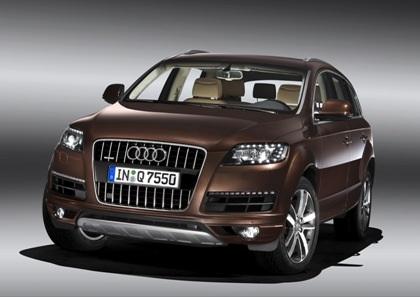 Diện mạo mới của Audi Q7 - 1