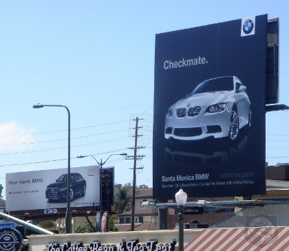 Chuyện các hãng xe gây chiến bằng quảng cáo - 4