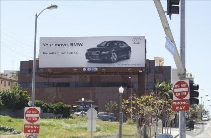 Chuyện các hãng xe gây chiến bằng quảng cáo - 1