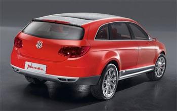 Volkswagen giới thiệu mẫu xe mới tại Bắc Kinh 2006 - 1