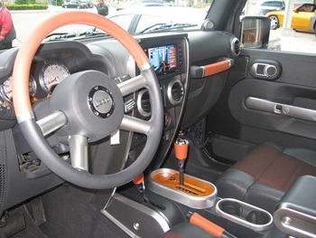 "Jeep Wrangler Ultimate - ""Hàng khủng"" tại SEMA 2007 - 5"