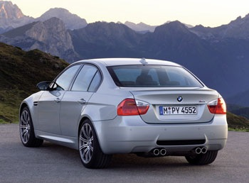 BMW ra mắt xe M3 Sedan - 2