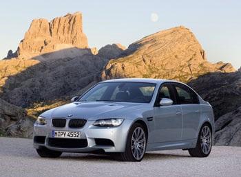 BMW ra mắt xe M3 Sedan - 1