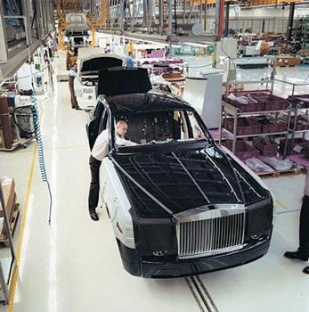 Rolls-Royce Phantom - Một góc nhìn cận cảnh - 5