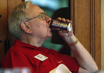 8 điều ít biết về tỷ phú Warren Buffett - 3