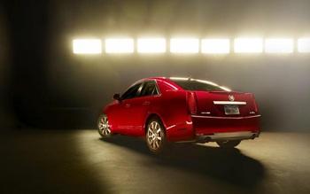 """Cadillac CTS giành giải """"Xe của năm 2008"""" - 4"""