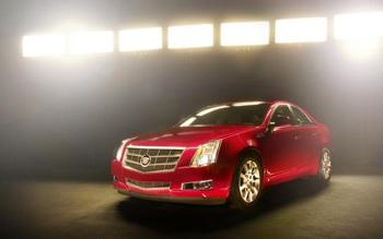 """Cadillac CTS giành giải """"Xe của năm 2008"""" - 3"""