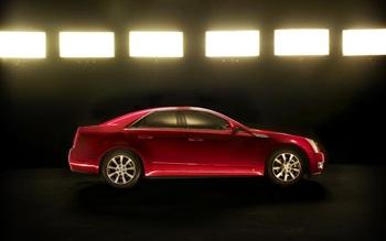 """Cadillac CTS giành giải """"Xe của năm 2008"""" - 1"""