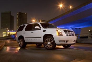 Cadillac Escalade Hybrid lộ diện - 1