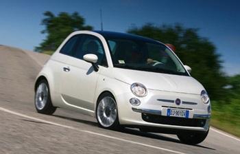 Xe Fiat 500 được vinh danh ở châu Âu  - 1