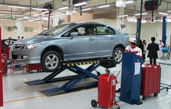 Honda khai trương đại lý ô tô thứ 2 tại miền Trung  - 1