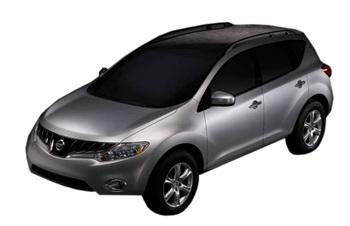 Nissan Murano 2009 - Những hình ảnh đầu tiên - 1