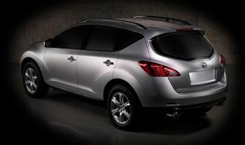 Nissan Murano 2009 - Những hình ảnh đầu tiên - 2
