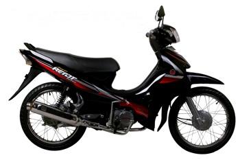 Sufat Việt Nam ra mắt 2 mẫu xe máy mới  - 1