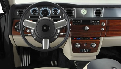 Tungsten - Phiên bản đặc biệt của Rolls-Royce Phantom - 3
