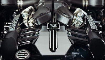 Tungsten - Phiên bản đặc biệt của Rolls-Royce Phantom - 7