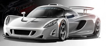 Hennessey Venom GT - Bugatti Veyron phải dè chừng! - 1