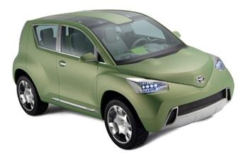 Toyota sẽ trình làng một mẫu SUV mới - 1