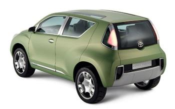Toyota sẽ trình làng một mẫu SUV mới - 2