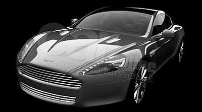 Thêm hình ảnh của Aston Martin Rapide - 2