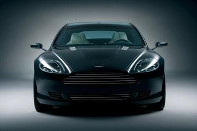 Thêm hình ảnh của Aston Martin Rapide - 3