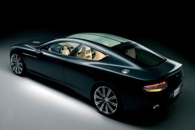 Thêm hình ảnh của Aston Martin Rapide - 4