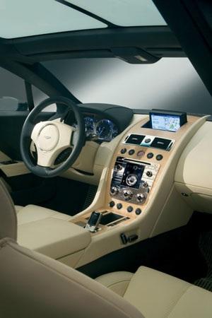Thêm hình ảnh của Aston Martin Rapide - 5