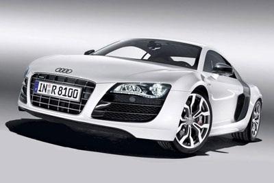 Audi R8 V10 - Xứng danh siêu xe - 1