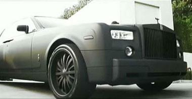 Một chiếc Rolls-Royce lạ - 1