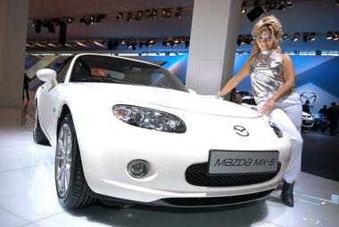 Triển lãm ô tô Bologna 2008: Tính thực tế cao - 10