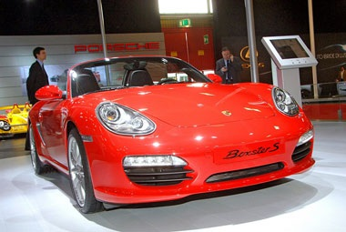 Triển lãm ô tô Bologna 2008: Tính thực tế cao - 15