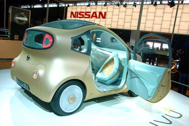 Triển lãm ô tô Bologna 2008: Tính thực tế cao - 8