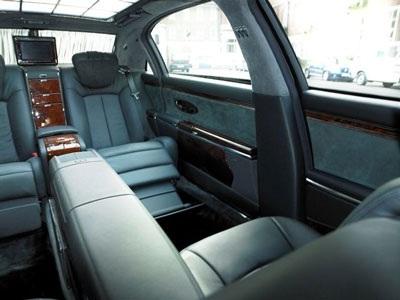 Limousine Maybach: Giá đắt gấp đôi - 2