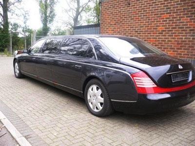 Limousine Maybach: Giá đắt gấp đôi - 5