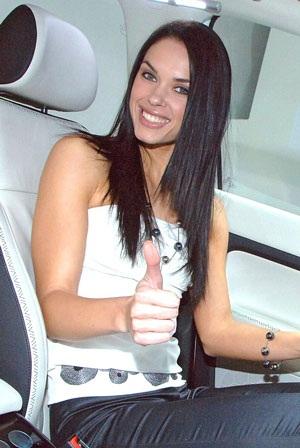 Người đẹp Triển lãm ô tô Bologna - 11